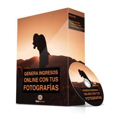 Curso Genera ingresos con tus fotografías online video foto dinero
