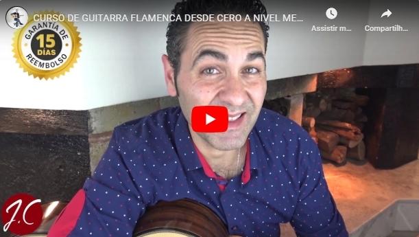 Guitarra Flamenca Jeronimo