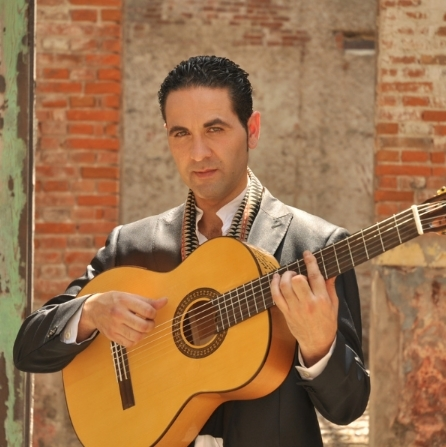 Jeronimo Emiliano Povedano Garrido Aprende Guitarra Flamenca