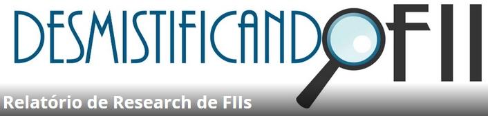 Relatório Semanal Desmistificando FII